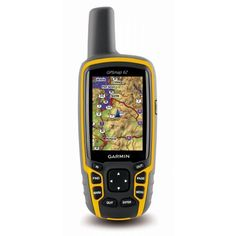 Garmin GPSMAP 62 Series The newly designed GPSMAP 62 handheld navigator features a sunlight-readable color screen that supports BirdsEye Satellite Cyber Monday, Gps Map, Gps Tracking, Tracking Devices, Sport Fitness, Custom Map, Geocaching, Gps Navigation, The Unit