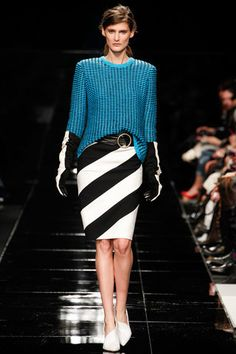 Iceberg Fall 2013 Ready-to-Wear Collection Slideshow on Style.com