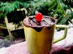 Boredom Killer : Eggless Chocolate Mug Cake