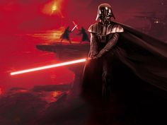 Vader. - Artista Desconhecido.