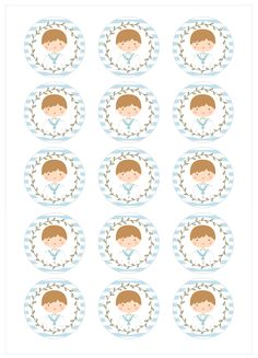 First Communion Decorations, Etiquette Vintage, 3d Sheets, Communion Invitations, Topper, Ideas Para Fiestas, Baby Art, Birthdays, Projects To Try