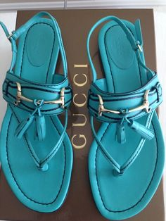 Zapatos de mujer - Womens Shoes - GUCCI Thong Sandals <3