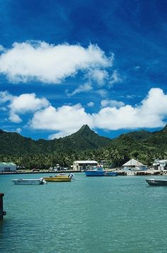 Avarua Harbour, Cook Islands