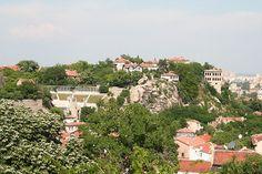 Vue sur la vieille ville de Plovdiv, Bulgarie. http://www.lonelyplanet.fr/article/les-10-villes-visiter-en-2015 #plovdiv #bulgarie #voyage #2015