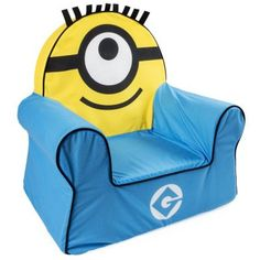 #SearsCA: $31.99 or 21% Off: Minions Comfy Chair Now $28.80 @ Sears.ca http://www.lavahotdeals.com/ca/cheap/minions-comfy-chair-28-80-sears/99749