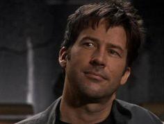 USAF Lt. Colonel John Sheppard on Stargate Atlantis, portrayed by Joe Flanigan