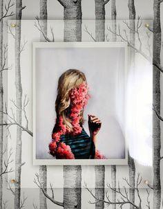 4 originele manieren om kunst op te hangen | Plexiglas | ELLE Decoration NL
