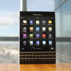 BlackBerry Passport-the crackberry addict in me wants this really bad