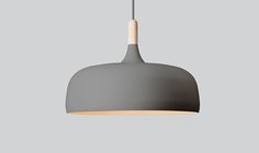 Trend :: Milano 2014 - Lampade design, le tendenze naturali, Northernlighting Acorn