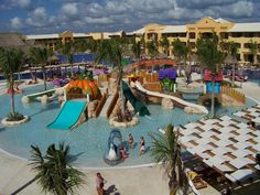 Barcelo Maya Palace All Inclusive Resort Riviera Cancun Younger Kids Would Love It Here