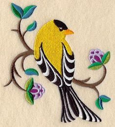 Machine Embroidery Designs at Embroidery Library! - Color Change - D3570