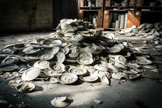 Abandoned Places, Abandoned House, Abandoned Building