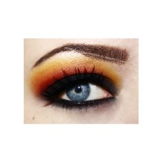 The Hunger Games   Idea Gallery   Makeup Geek ❤ liked on Polyvore
