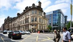 Handmade Burger Co has chosen Henry Boot Developments' Courthouse in Manchester's Deansgate for its first restaurant in the North West. Handmade Burger Co, North West, Manchester, Street View, Places, Summer, Lugares, Summer Time, Summer Recipes