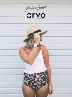 Win a Kortni Jeane swimsuit and Arvo watch of your choice - 2... sweepstakes IFTTT reddit giveaways freebies contests