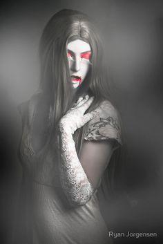 Creepy Vampiress
