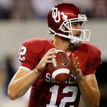 Jones nears wins record for OU quarterbacks