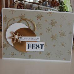 Papierkult: Die letzte Weihnachtskarte.....