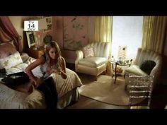Ali's room. Pretty Little Liars interior design. Alison DiLaurentis' Bedroom. Girly pink vintage