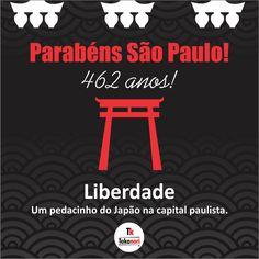Parabéns São Paulo! 462 anos  #niversaopaulo #parabens #462anos #saopaulo #takanori #takanoribrasil #japa #japones #japafood #japanese #japanesefood #culinariajaponesa #foodpics #instafood #instagood #brasil #brazil