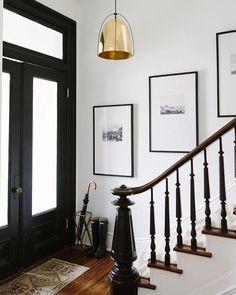 Black and white decor #style #homedecor