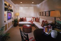 Small Tv Rooms On Pinterest Tv Rooms Wooden Wall Panels