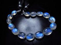 AAAA - HIGH QUALITY RAINBOW MOONSTONE Moonstone Jewelry, Rocks And Gems, Rainbow Moonstone, Minerals, Beaded Bracelets, Gemstones, Beads, Handmade, Beautiful