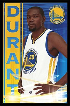 Trends International Golden State Warriors Kevin Durant Wall Poster 22.375″ x 34″