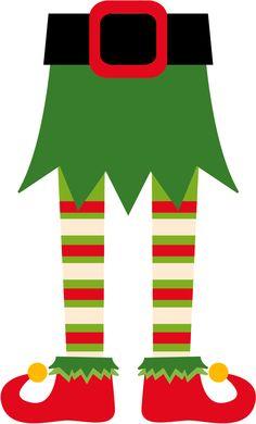 elf clip art | Christmas Games | Marilyn's Elves | Pinterest ...