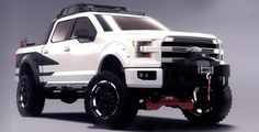 SEMA Show Preview: 2015 Ford F-150 lifts expectations - ActivityVehicle.com