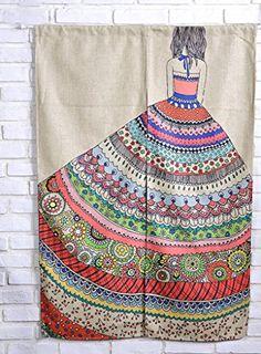 YouYee Cotton Windows Curtain Bohemia Girl Cartoon Kitche... https://smile.amazon.com/dp/B01A8F9KXY/ref=cm_sw_r_pi_dp_x_CD0Hzb13R0QQD