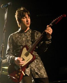 Gem Archer. Beady Eye. Madrid.