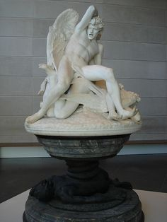 The Rebel Angels. Salvatore Albano - 1883-93.