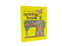 Vintage The Complete Family Sewing Book Learn by EclecticEmbrace