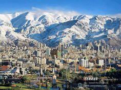 Beautiful tehran,today...