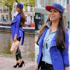 Headict.Nl Heat, H&M Chambray, Zara Jeans, Bebe Heels, Accessorize Bag