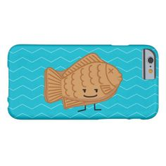 Happy Taiyaki Barely There iPhone 6 Case