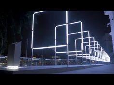 160 - Interactive Light & Sound Installation