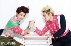 Toheart - Kim Woohyun and Key