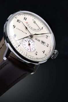 Amazon.com: Zeppelin Automatic 7060-4 Automatic Mens Watch Made in Germany: Watches