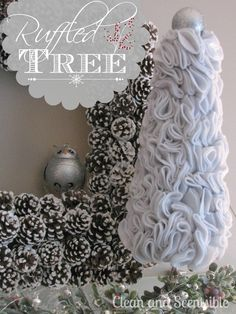 Ruffled Tree - Clean and Scentsible