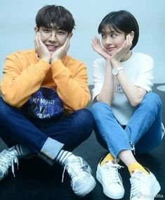 Adorables  💛 #LeeJoon #JungSoMin Jung So Min, Lee Joon, Amazing Art, Anime, Painting, Painting Art, Cartoon Movies, Paintings, Anime Music