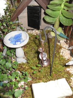 Miniature Fairy GardenAccessories