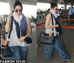 These 9 pictures prove that Sridevi is the queen of airport style