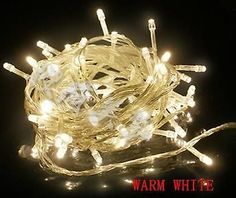 Led Numbers/Length: Note:the picture shown is a representation of the item,you'll receive from the available lot. Led String Lights, Ceiling Lights, 100m, Fairy Lights, Alley Oop, Candles, Christmas Ornaments, Holiday Decor, Party