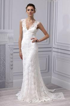 Spring-2013-wedding-dress-monique-lhuillier-bridal-gown-simple-lace-v-neck.full
