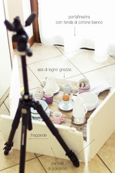 """Behind the scenes"" the 1st in an awesome series of #foodphotography and #video #tutorials"
