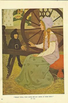 Ethel Betts, Rumpelstiltskin