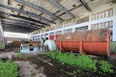 Central Termica Power Station - Alcudia, Mallorca, via Flickr.