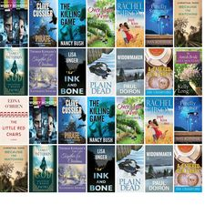 """Wednesday, October 12, 2016: The Corbin Public Library has two new videos, two new audiobooks, and 12 new books.   The new titles this week include """"Money Monster,"""" """"Pirate,"""" and """"New England Legends Episode 3: Maritime Mysteries."""""""